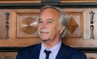 François Rebsamen est ministre du Travail depuis avril 2014.