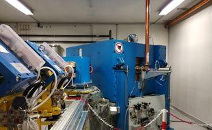 L'accélérateur de particules Cyrcé est utilisé depuis 2013 sur le campus du CNRS au sein de l'institut pluridisciplinaire Hubert Curien à Cronenbourg dans la périphérie de Strasbourg.