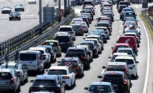 Le trafic risque d'être chargé sur les routes ce week-end.