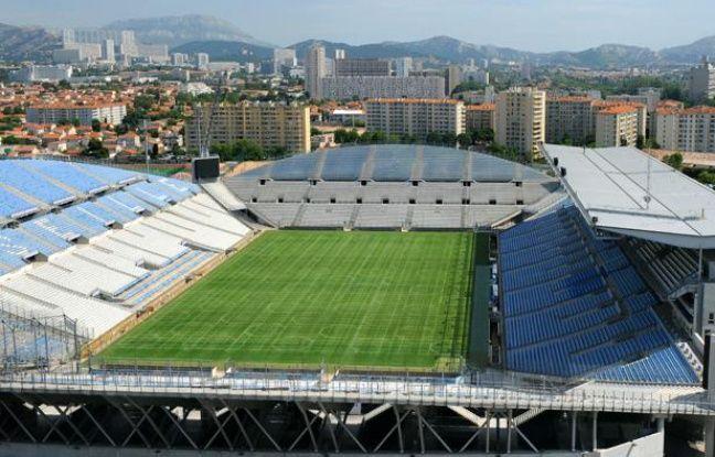 Le stade Vélodrome, à Marseille.