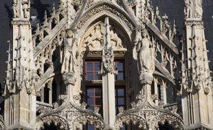 Le palais de justice de Rouen. (archives)