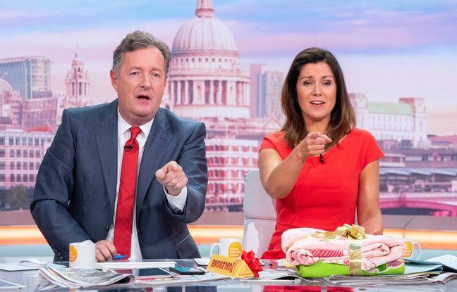 Meghan Markle et un pingouin auront-ils la peau de Piers Morgan, le roi de la polémique en Grande-Bretagne?