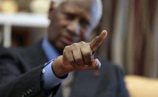 """Le secrétaire général de la Francophonie, Abdou Diouf, a vivement dénoncé samedi, à l'ouverture du sommet de l'organisation à Kinshasa, un """"déficit de démocratie dans les relations internationales"""" qui prive l'Afrique de la place """"qui lui revient"""", notamment au Conseil de sécurité de l'ONU."""