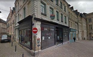 La boutique Smart Bed, à Arras.