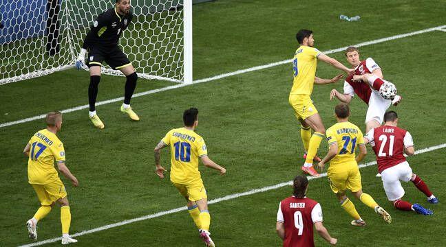 Ukraine-Autriche Euro 2021 EN DIRECT: Les Autrichiens prennent l'avantage et mettent l'Ukraine sous pression