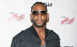 Le chanteur R.Kelly à New York