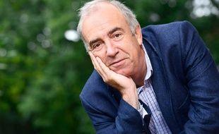 Alain Baraton, jardinier en chef du Domaine national de Trianon et du Grand parc de Versailles.