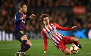 Antoine Griezmann pourrait rejoindre le Barça l'an prochain?