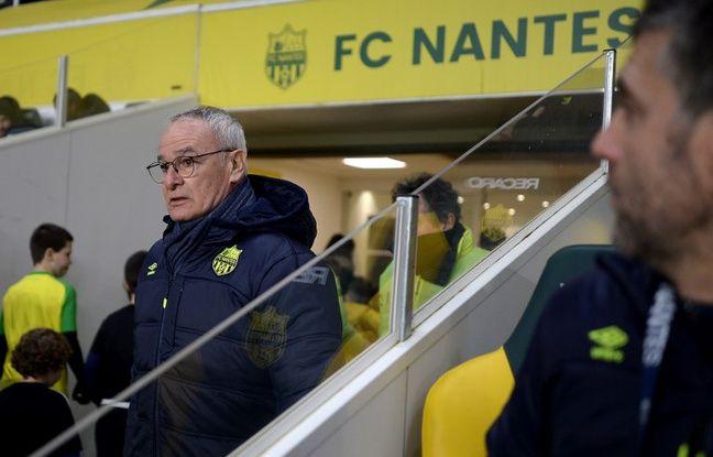 FC Nantes: Claudio Ranieri va-t-il voir l'Italie lui filer sous le nez?