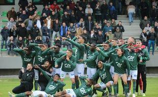 Autour de la révélation stéphanoise de la saison William Saliba, l'ASSE s'est qualifiée dans une ambiance de folie pour la finale de la Coupe Gambardella, le 7 avril contre Bordeaux à L'Etrat.