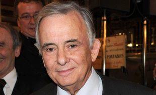 L'écrivain Christian Giudicelli, en novembre 2010.