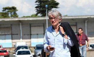 Jean-Claude Mailly (FO) le 25 mai 2016 à La Rochelle