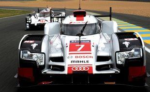 Tenant du titre, le pilote Benoît Tréluyer vise un quatrième titre dans la Sarthe.