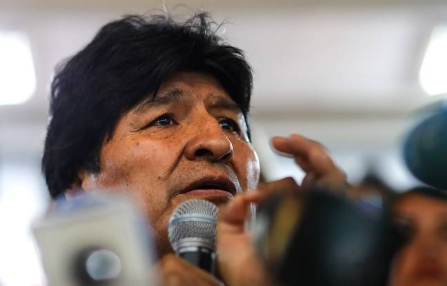 Bolivie: Evo Morales adoube son ancien ministre de l'Economie pour la présidentielle