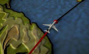 Le récit du crash du MH370
