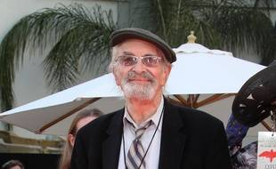 L'acteur Martin Landau en 2016 à Hollywood