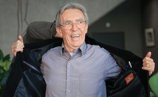 Strasbourg le 5 octobre 2016 Jean-Pierre Sauvage, prix Nobel de chimie
