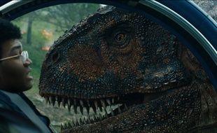 Justice Smith dans Jurassic Wolrd- Fallen Kingdom de Juan Antonio Bayona