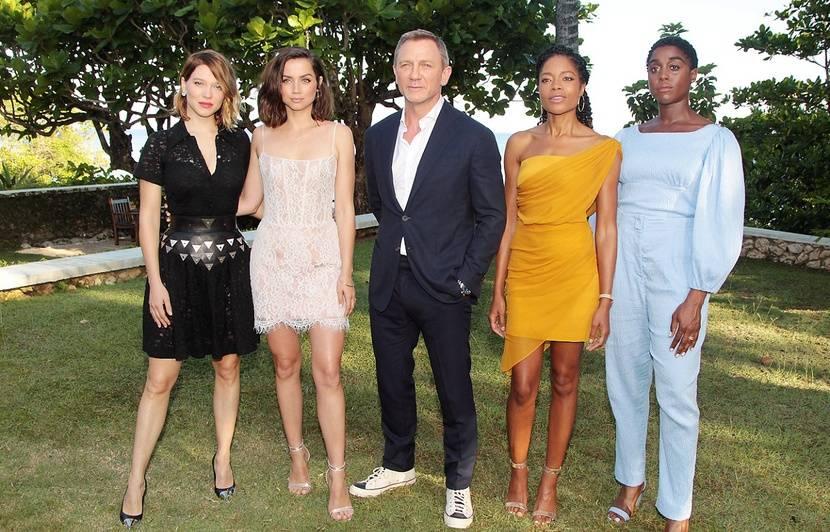Une femme noire pour le matricule 007 : La saga «James Bond» vue par la société
