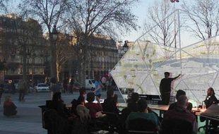 Futur en Seine, le premier festival dédié aux innovations technologiques, a lieu en Ile-de-France, du 29 mai 2009 au 7 juin 2009.
