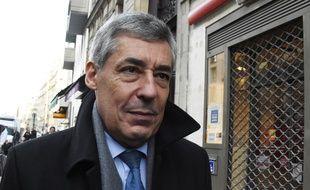 Henri Guaino en décembre 2015 à Paris.