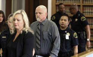 William Talbott a été condamné à perpétuité pour un double meurtre commis en 1987.