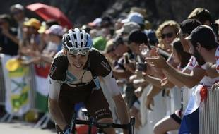 Romain Bardet s'est montré saignant ce jeudi sur la 12e étape du Tour de France.