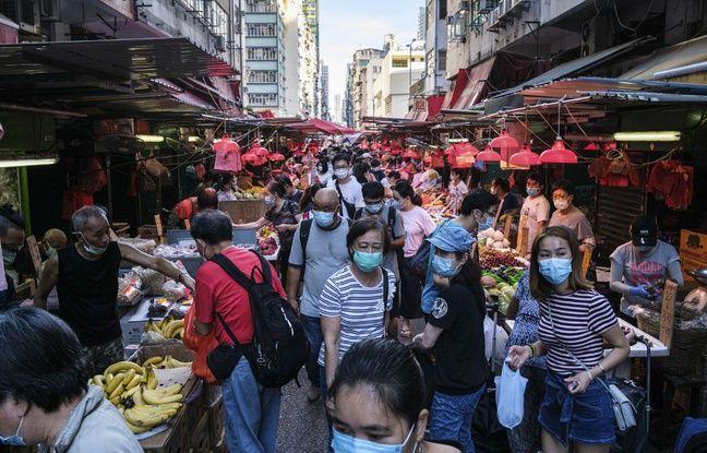 Coronavirus à Hong Kong: Les autorités imposent le port du masque en public