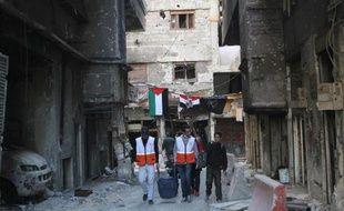 Les participants à une réunion sur l'aide humanitaire à la Syrie ont déploré lundi à Rome que le volet humanitaire n'ait pas été davantage pris en compte dans les négociations de Genève, alors qu'il serait susceptible de restaurer la confiance.