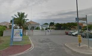 La gendarmerie de Saint-Cyprien.