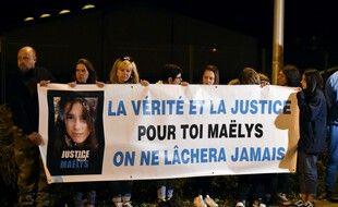 Lors d'une manifestation au Pont-de-Beauvoisin, en 2018. (archives)