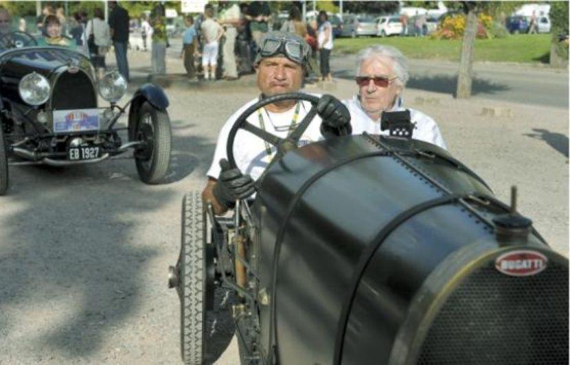 les bugatti roulent des mécaniques