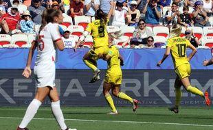 La Suède mène face à l'Angleterre dans le match pour la 3e place du Mondial.