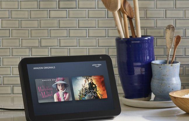 Amazon Prime restait l'une des rares offres vidéo sur Echo Show.