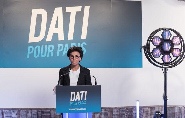 Municipales à Paris: Pas de fusion LR-LREM dans le 5earrondissement, affirme Rachida Dati