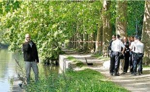 Le corps de Lloyd Andrieu a été retrouvé dans le canal de la Deûle vers la mi-journée.