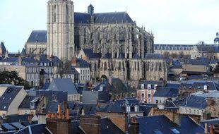 La cathédrale Saint-Julien du Mans