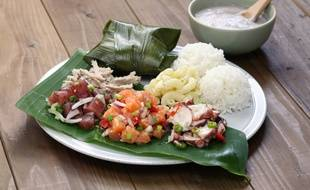 Tour à tour saine et gourmande, la gastronomie des îles se distingue par son mélange d'influences asiatiques et occidentales.