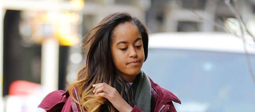 Malia Obama a emménagé dans les dortoirs de Harvard