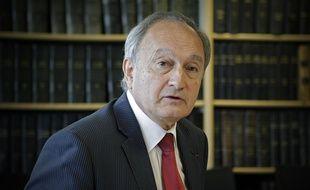 Le procureur de la République de Béthune, Philippe Peyroux
