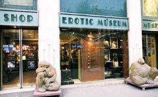 Le Musée de l'érotisme à Pigalle ferme le 6 novembre.