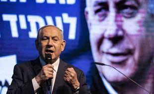 Benjamin Netanyahou veut la Cisjordanie