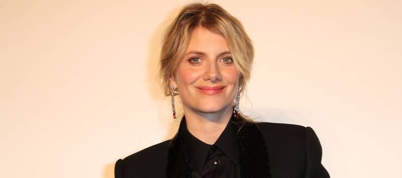 Melanie Laurent le 10 avril 2019 à Paris