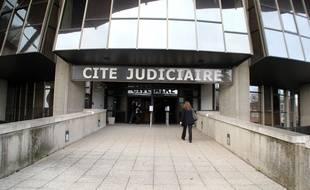 La cité judiciaire où le conducteur a été jugé mardi à Rennes.