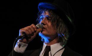 Le rockeur Pete Doherty
