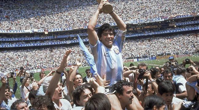 Pour Macron, Maradona est bien « le plus grand joueur de tous les temps »