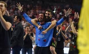 Nantes est en finale de la Ligue des champions!
