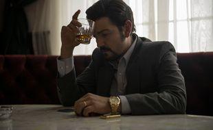 Diego Luna dans « Narcos : Mexico »