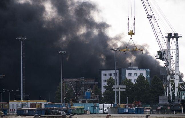 Incendie de l'usine Lubrizol : Une consultation citoyenne lancée sur le site de l'Assemblée nationale