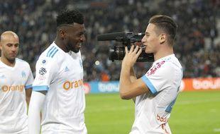 Des talents de caméraman et 24 buts, Thauvin crève l'écran cette saison.
